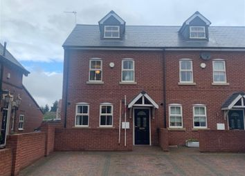 Thumbnail 3 bed town house for sale in School Croft, Brotherton, Knottingley