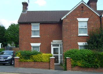 Thumbnail 4 bed semi-detached house to rent in Mansfield Road, Parkstone, Poole