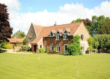 Thumbnail 6 bed detached house for sale in Church Lane, Edgefield, Melton Constable, Norfolk