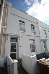 Thumbnail 6 bed terraced house for sale in Mount Street, Plymouth