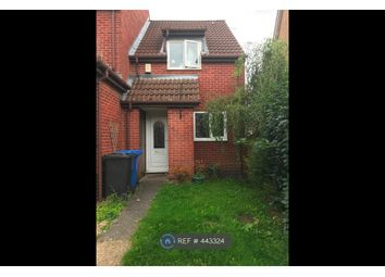 Thumbnail 2 bed end terrace house to rent in Saffron Drive, Oakwood, Derby