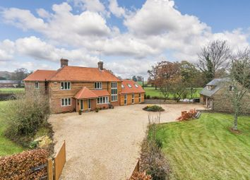 Thumbnail 5 bed detached house for sale in East Tytherley Road, Lockerley, Romsey