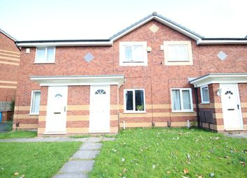 Thumbnail 2 bedroom terraced house to rent in Brocade Close, Salford