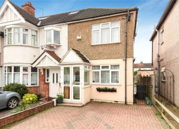 Thumbnail 2 bed end terrace house for sale in Victoria Road, Ruislip, Middlesex