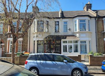 Thumbnail 3 bed terraced house for sale in Wortley Road, East Ham