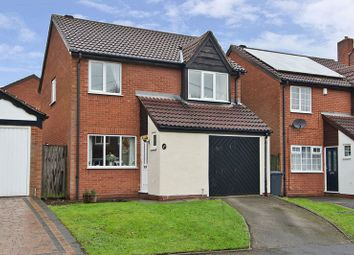 Thumbnail 4 bed detached house for sale in Streets Lane, Cheslyn Hay, Walsall
