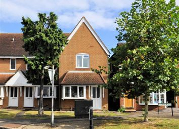 Thumbnail 2 bed end terrace house for sale in Windsor Road, Wraysbury, Berkshire