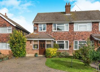 Thumbnail 3 bed semi-detached house for sale in Istead Rise, Gravesend, Kent