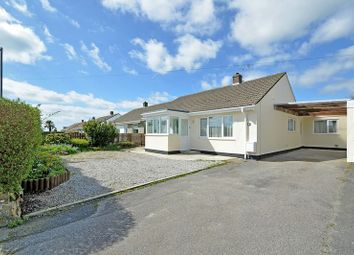 Thumbnail 3 bed bungalow for sale in Polstain Road, Threemilestone, Truro