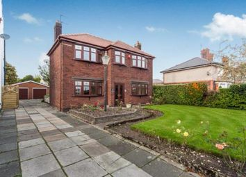 Thumbnail 3 bed detached house for sale in Mill Lane, Cronton, Widnes, Merseyside
