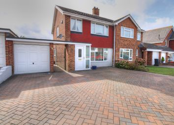Thumbnail 3 bed semi-detached house for sale in Seven Sisters Road, Willingdon, Eastbourne