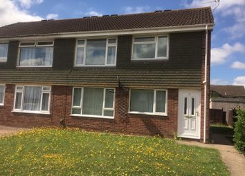 Thumbnail 2 bed maisonette to rent in Wadhurst Road, Hedge End, Southampton