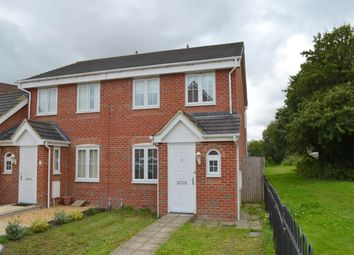 Thumbnail 3 bed semi-detached house to rent in Borderers Gardens, Thatcham, Berkshire