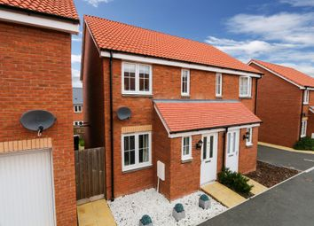 Thumbnail 2 bed semi-detached house to rent in Pouncel Lane, Cranbrook, Exeter