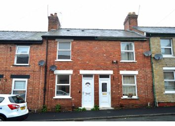 Thumbnail 2 bed terraced house for sale in Regent Mount, Harrogate, North Yorkshire