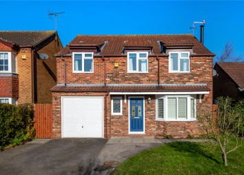 Thumbnail 5 bed detached house for sale in Cotton-Smith Way, Nettleham, Lincoln