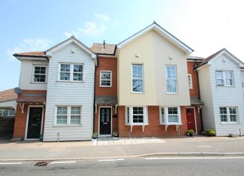 Thumbnail 2 bed terraced house for sale in Kelvedon Road, Tiptree, Colchester