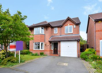 Thumbnail 4 bed detached house for sale in St. Georges Drive, Toton, Beeston, Nottingham