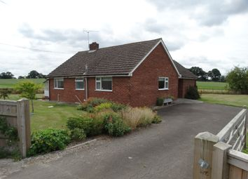 Thumbnail 3 bed detached bungalow to rent in Green Lane, Chart Sutton, Maidstone