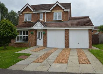 Thumbnail 4 bed detached house for sale in Berryhill Crescent, Wishaw