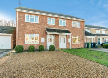 Thumbnail 3 bed semi-detached house for sale in Greenfields, Earith, Huntingdon