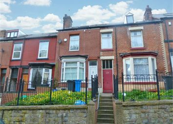 Thumbnail 3 bedroom terraced house for sale in Firth Park Road, Sheffield, South Yorkshire