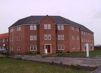 Thumbnail 2 bed flat to rent in Dexter Avenue, Grantham