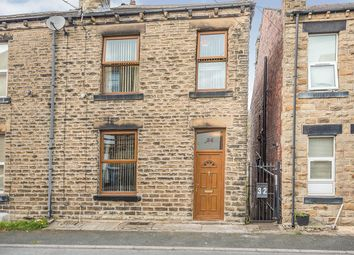 Thumbnail 3 bed end terrace house for sale in Station Road, Earlsheaton, Dewsbury, West Yorkshire
