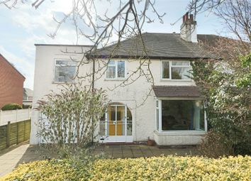 Thumbnail 4 bed semi-detached house for sale in Steedman Avenue, Mapperley, Nottingham