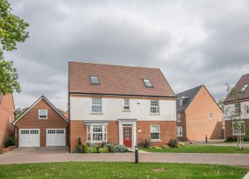Thumbnail 6 bed property for sale in Arthur Martin-Leake Way, High Cross, Ware