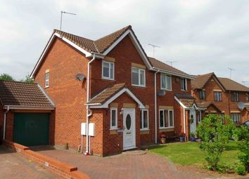 Thumbnail 3 bed semi-detached house to rent in Slade Avenue, Warndon Villages, Worcester