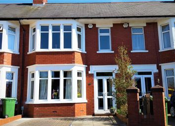 Thumbnail 3 bed terraced house for sale in Norton Avenue, Birchgrove, Cardiff
