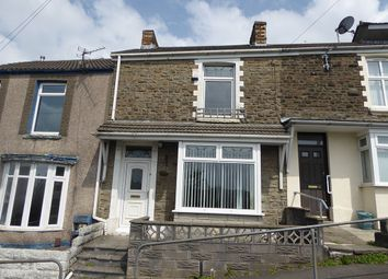 Thumbnail 3 bed terraced house for sale in Windmill Terrace, St Thomas, Swansea