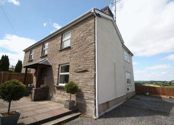 Thumbnail 4 bedroom cottage to rent in Grosmont, Abergavenny