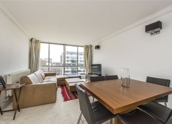 Thumbnail 2 bed flat for sale in Quadrangle Tower, Cambridge Square, London
