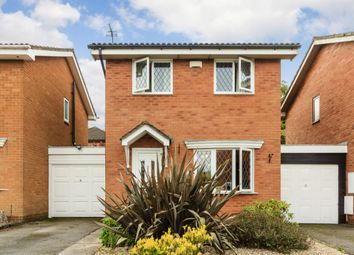 Thumbnail 3 Bed Link Detached House For Sale In St Peters Close Birmingham