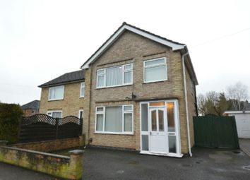 Thumbnail 3 bed semi-detached house for sale in Cedar Road, Blaby, Leicester