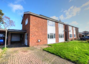 4 bed detached house for sale in Grove Close, Newton Flotman, Norwich NR15
