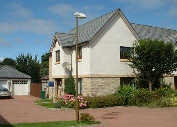 Thumbnail 3 bed detached house to rent in Greenpark, Liberton, Edinburgh