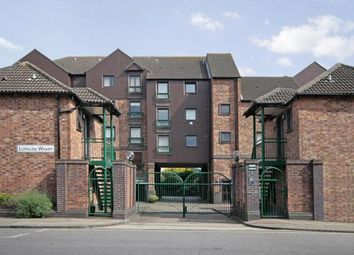 Thumbnail 2 bed flat to rent in Luralda Wharf, 40 Saunders Ness Road, London