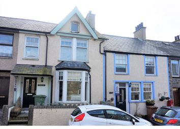 Thumbnail 6 bed terraced house for sale in Eifl Road, Caernarfon