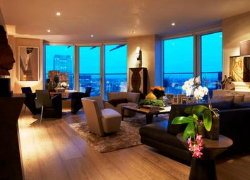 Thumbnail 2 bed flat to rent in 37 Millharbour, Canary Wharf