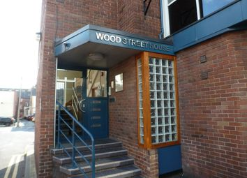 Thumbnail 2 bed flat to rent in Wood Street House, 17-19 Cross Street, Wakefield, West Yorkshire