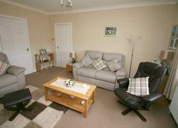 Thumbnail 2 bed flat for sale in Moorside Street, Carluke