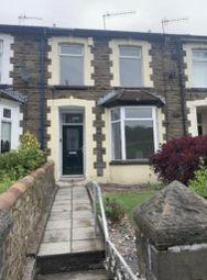 Thumbnail 4 bed terraced house to rent in Ynyswen Rd, Treoechy