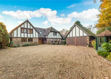 Thumbnail 5 bed detached house for sale in Pinemount Road, Camberley, Surrey