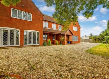 Thumbnail 7 bed detached house for sale in Sloothby, Alford
