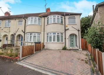 Thumbnail 3 bed end terrace house for sale in Shelley Road, Luton, Bedfordshire, England