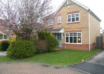 Thumbnail 3 bed detached house for sale in Croftwood Close, Winsford, Cheshire