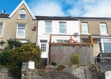 Thumbnail 3 bedroom terraced house for sale in Hewson Street, Swansea